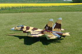 Kit SUKHOI 35 FRANÇOIS GILLES - RC Jet model - Aviation Design